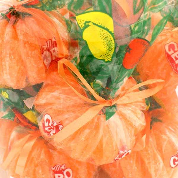 Gajos de naranja XXL