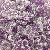 Violetas tradicionales de Madrid
