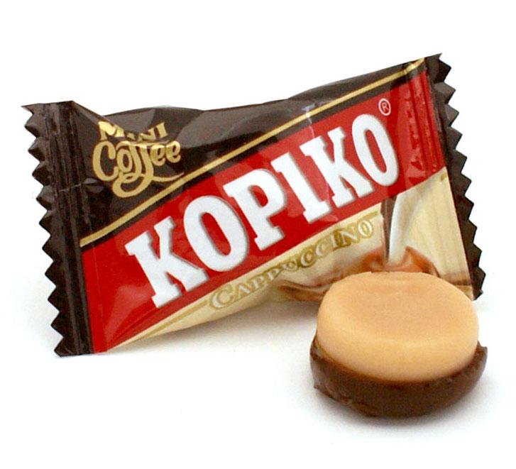 Caramelo de cappuccino Kopiko