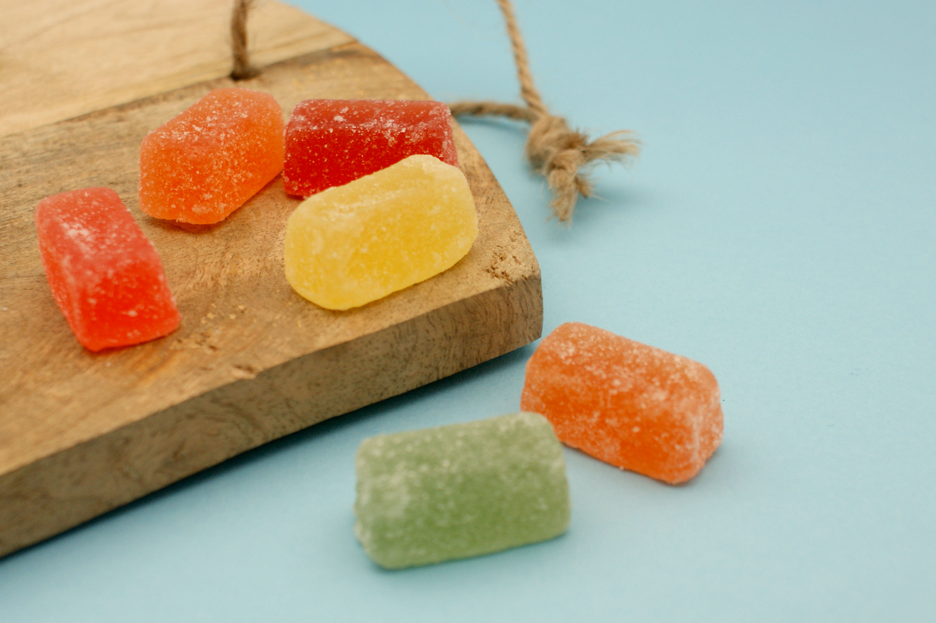 Jelly vegano sin azúcar, sin gluten y con estevia
