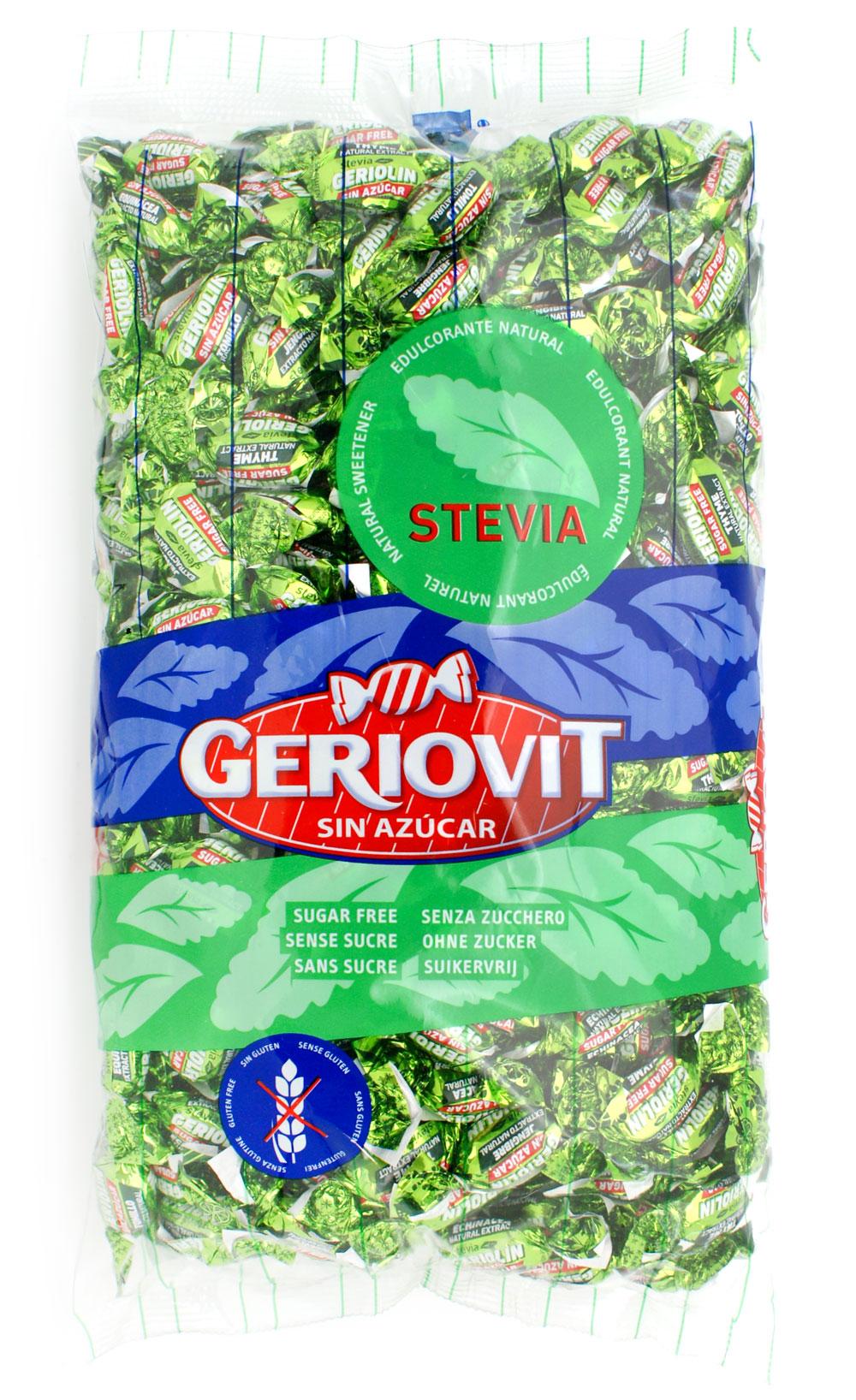 bolsa caramelos hierbas sin azúcar