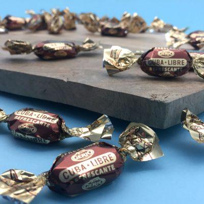 caramelos cubata ron cola