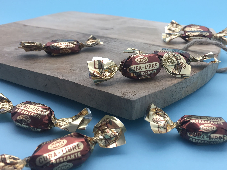 caramelos refrescantes cubalibre