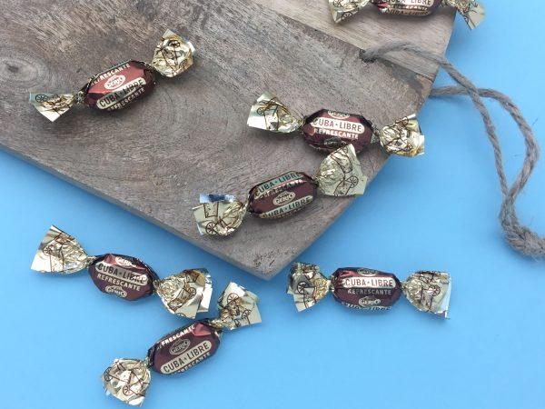 Caramelos Cubalibre sin gluten