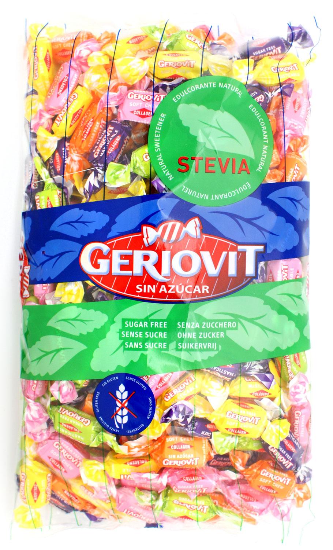 caramelos masticables sin azucar