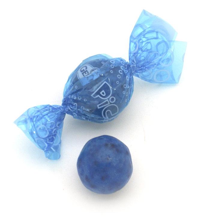 bola ácida pica pica pinta lengua azul