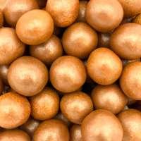 Golden Choc crunchy balls
