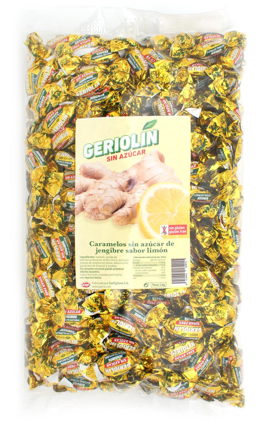 sin azucar jengibre saludable limón