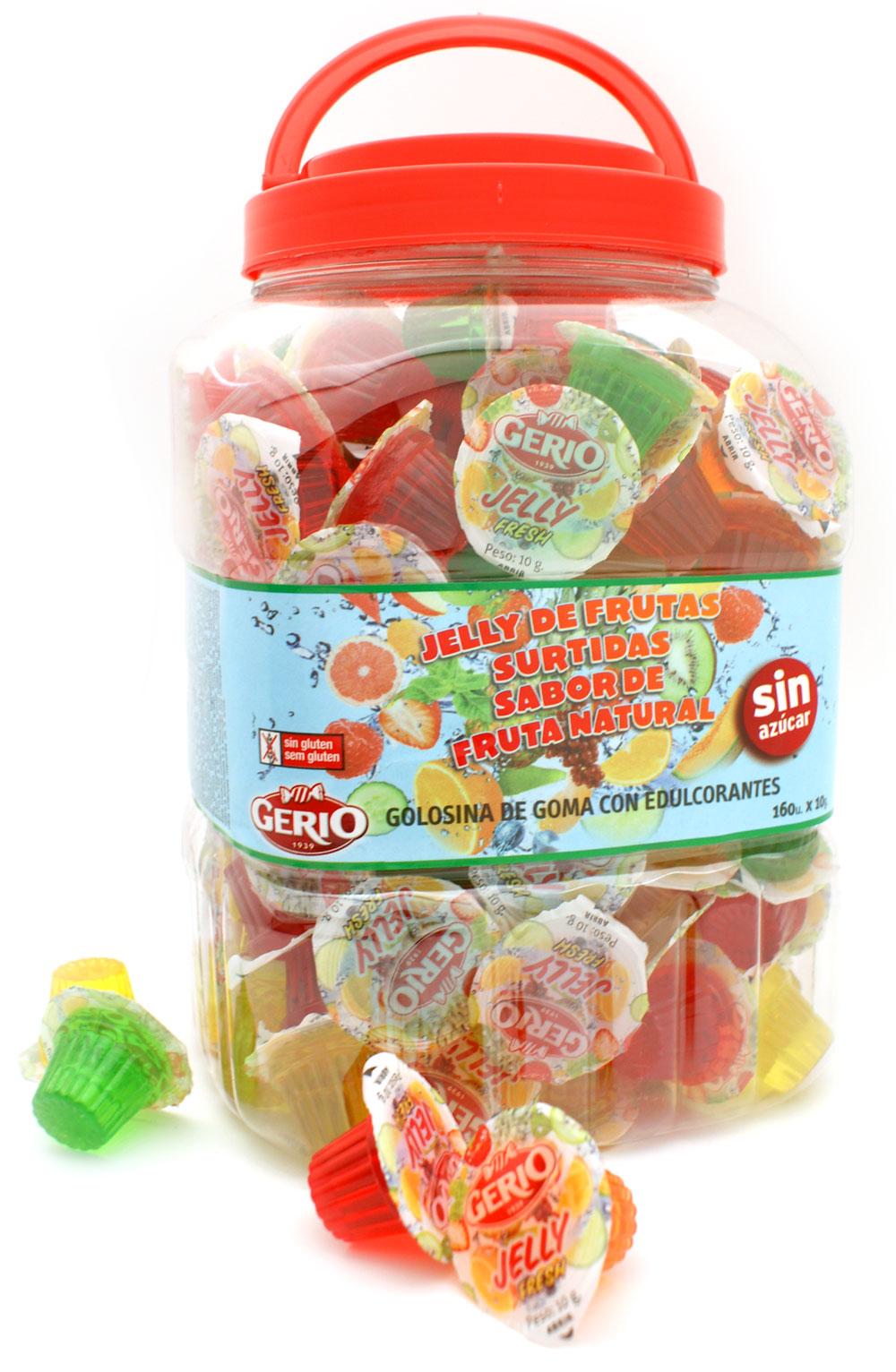 jelly sin azúcar